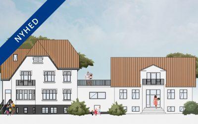 Nyt attraktivt boligudlejningsprojektet i Vejle er klar