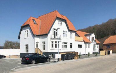 Fuldtegnet ejendomsprojekt i Vejle